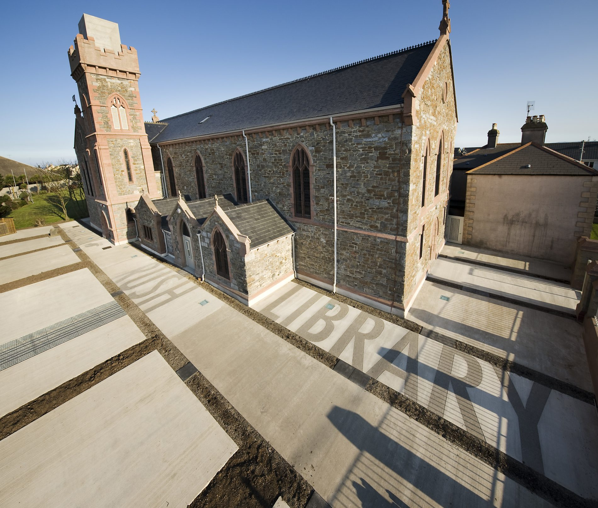Rush Library - Shortlisted for World Heritage Building of the Year