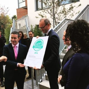 Dunwoody & Dobson / DCC project Rathmines Crescent is first project in Ireland certified under new Home Performance Index.